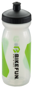Bidon BIKEFUN 600 ml transparent