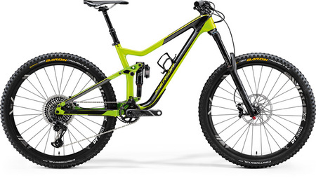 MERIDA 2017 ONE-SIXTY 8000 VERDE