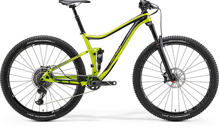 MERIDA 2017 ONE-TWENTY 9.8000 VERDE