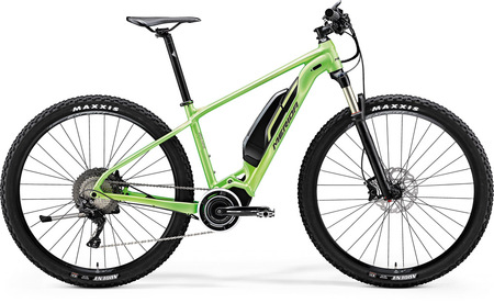 MERIDA 2017 eBIG.NINE XT EDITION VERDE/NEGRU