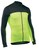 Tricou ciclism NORTHWAVE FORCE 2 lung galben fluo-negru