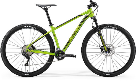 CADRU MERIDA 2018 BIG.NINE 500 VERDE