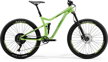 MERIDA 2018 ONE-FORTY 600 VERDE
